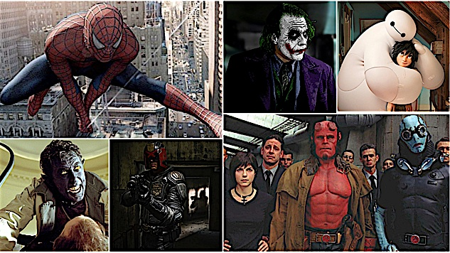 Top  Hollywood Movie in The World Full List